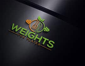 "#275 cho Logo Design for ""Weights for Plates"" bởi nurjahana705"
