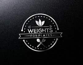 "#270 cho Logo Design for ""Weights for Plates"" bởi mdrahatkhan047"