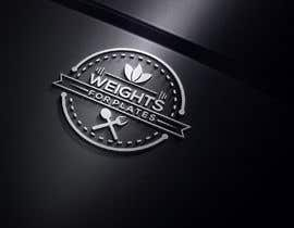 "#271 cho Logo Design for ""Weights for Plates"" bởi mdrahatkhan047"