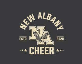 #435 cho New Albany Eagles Cheer Tee Designs bởi nasimoniakter