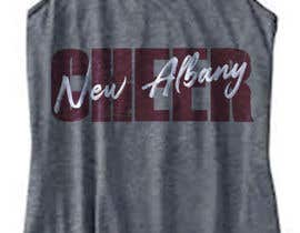 #330 cho New Albany Eagles Cheer Tee Designs bởi GDProfessional