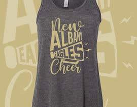 #446 cho New Albany Eagles Cheer Tee Designs bởi bebbytang