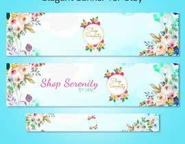 #51 for Etsy Shop Banner Design by naymulhasan670