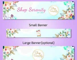 #52 for Etsy Shop Banner Design by naymulhasan670