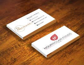 #85 cho 2 Business Card Designs, 2 Letter Head Designs bởi shawnmoulick500