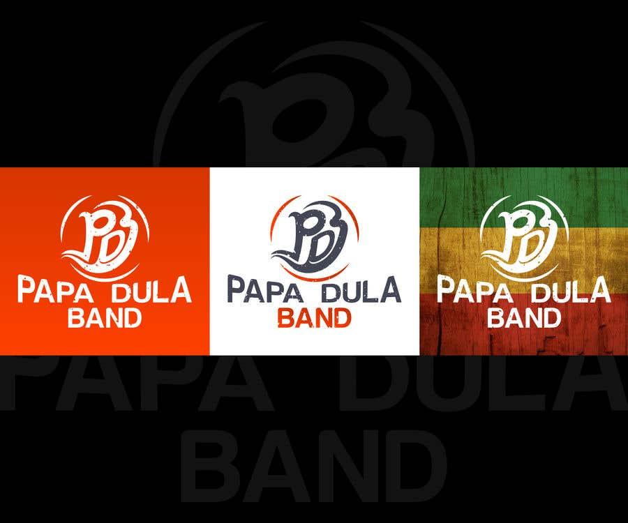 Bài tham dự cuộc thi #                                        111                                      cho                                         Bandlogo for a Reggae Band: Papa Dula Band