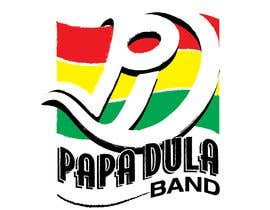 #102 for Bandlogo for a Reggae Band: Papa Dula Band by scarletbamboo50