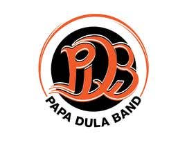 #105 for Bandlogo for a Reggae Band: Papa Dula Band by scarletbamboo50