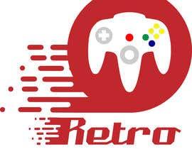 #56 cho Logo for Retro Game Store bởi amrkhaled32