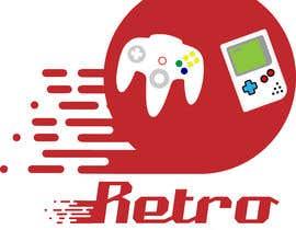 #65 cho Logo for Retro Game Store bởi amrkhaled32