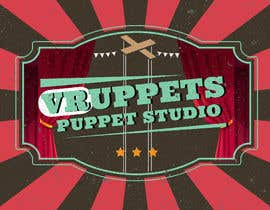 #144 for Logo for Vruppets by unbrokenindranil