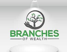 """#205 untuk Logo design """"Branches of Wealth"""" oleh mf0818592"""