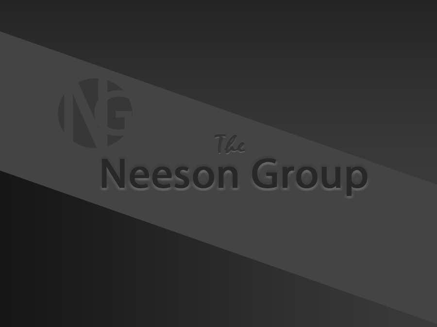 Contest Entry #40 for Design a Logo for THE NEESON GROUP