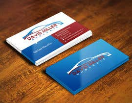 #20 untuk Design some Business Cards for David Miller Wholesale oleh gohardecent