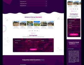 #60 for User-Experience Obsessed & Interactive Page Design for a Fun Brand by webstudioo