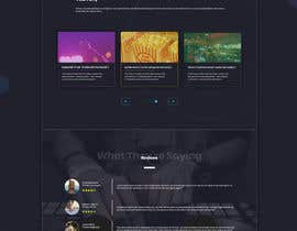 #47 for User-Experience Obsessed & Interactive Page Design for a Fun Brand by KreateKat