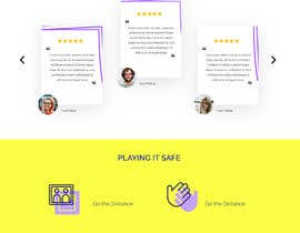 #58 for User-Experience Obsessed & Interactive Page Design for a Fun Brand by majadzunja45