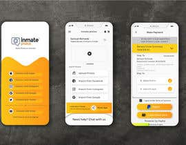 #67 для Design pages in an app using using wireframe as a guide от yashsage18