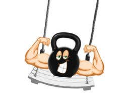 #3 for Design a T-Shirt for KettleBell swing by Melody7177