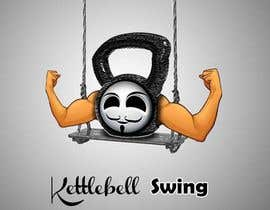 tiagogoncalves96 tarafından Design a T-Shirt for KettleBell swing için no 7