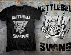 #20 cho Design a T-Shirt for KettleBell swing bởi dsgrapiko