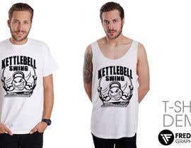#19 cho Design a T-Shirt for KettleBell swing bởi FredrikWei