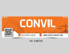 #96 для Banner for Construction Company от Fazlul01