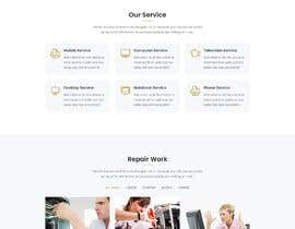 #17 for Website Redesign by faridahmed97x