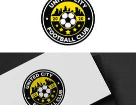 #238 for United City Football Club logo competition for Fans by mearipinku