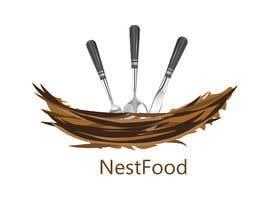 #47 for Build a logo for NestFood af Hshakil320