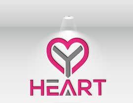 Nro 121 kilpailuun MY heart logo käyttäjältä imamhossainm017