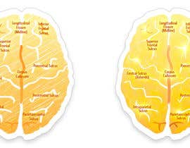Nro 72 kilpailuun Create a set of consistent and sexy brain stickers käyttäjältä BG72
