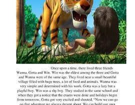 #60 untuk Kids story about a life lesson oleh divyapreksha3