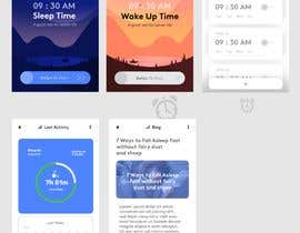 #19 for Nuit - Build an app screen design/prototype by noman13manzoor