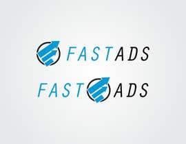 #42 untuk Zaprojektuj logo for FastAds oleh noydesign
