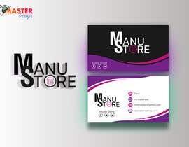 #35 para Logo para Manu Store de Masterdesigncol