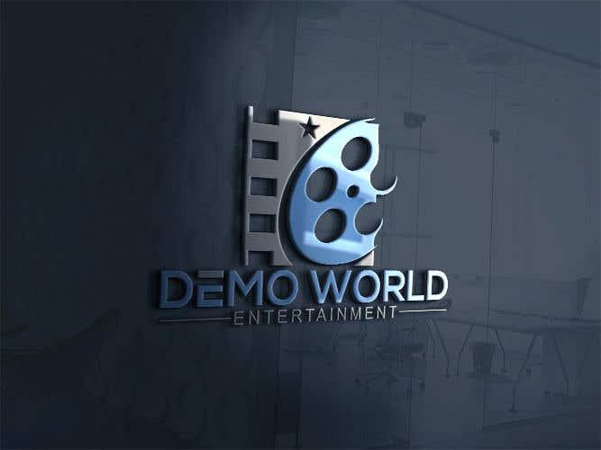 Penyertaan Peraduan #                                        51                                      untuk                                         demo world entertainment logo design