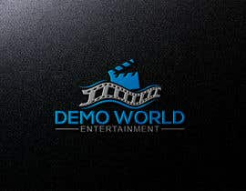 #41 untuk demo world entertainment logo design oleh hossinmokbul77