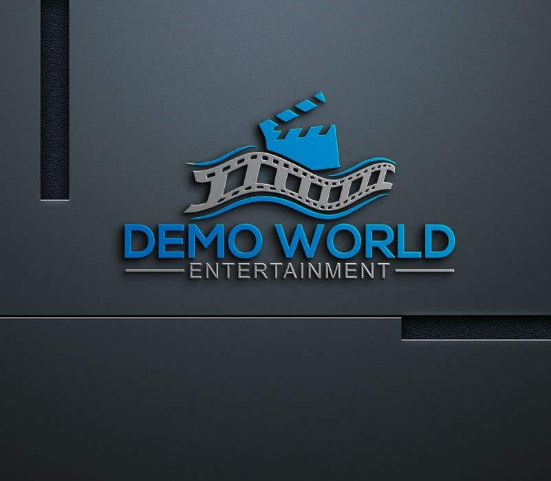 Penyertaan Peraduan #                                        42                                      untuk                                         demo world entertainment logo design