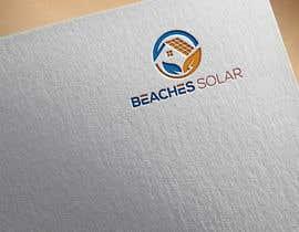 Nro 88 kilpailuun Beaches Solar - Logo Design käyttäjältä iamimtu02