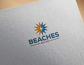 Nro 177 kilpailuun Beaches Solar - Logo Design käyttäjältä MATLAB03