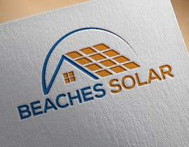 Nro 191 kilpailuun Beaches Solar - Logo Design käyttäjältä mdsorwar306