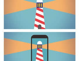 #14 for Design an Cover / Advertisement for an online mobile techonlogies course by elgu