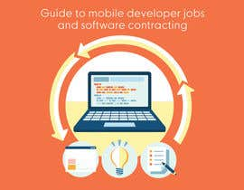 #54 for Design an Cover / Advertisement for an online mobile techonlogies course by abhikreationz