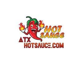 #34 for Graphics for Stickers and Marketing Collateral w/Mascot. (Hot Sauce Company) af zahid4u143