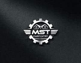 Rajmonty tarafından Logo design - MST CARPENTRY için no 57