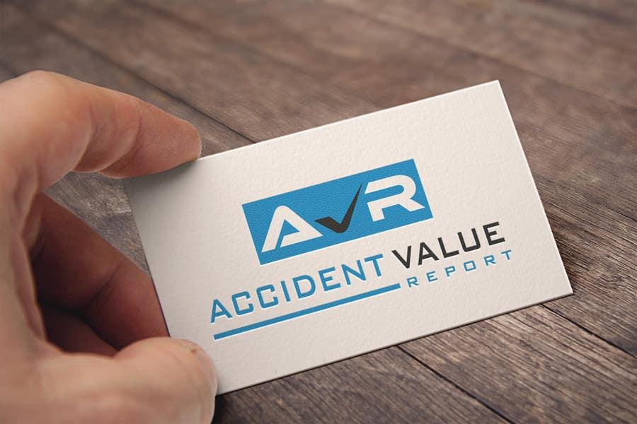 Bài tham dự cuộc thi #72 cho Design a Logo for Accident Value Report