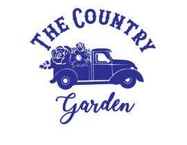 Nro 51 kilpailuun The Country Garden Logo käyttäjältä RezaunNobi