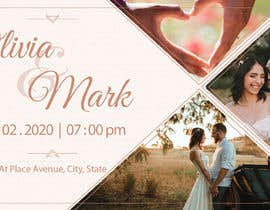 #22 for Design template for wedding solution by appetkova