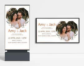 #41 for Design template for wedding solution by appetkova